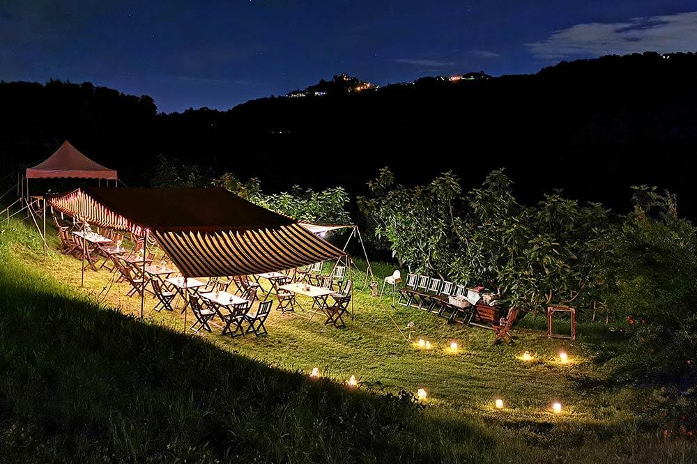 tenda sognatori