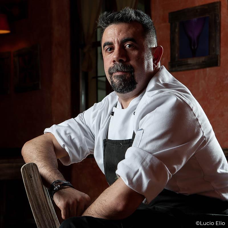 Chef Andrea Mileti